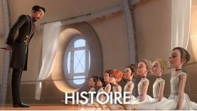 L'Histoire du film Ballerina