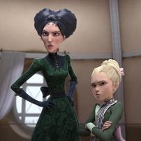Ballerina - Camille et sa mère