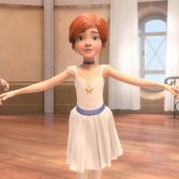 Ballerina - Le cours de danse