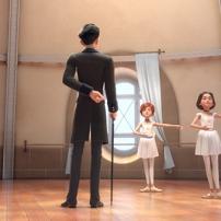Ballerina - le Maître de ballet