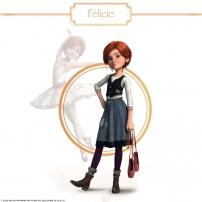 Ballerina - Félicie