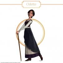 Ballerina- Odette