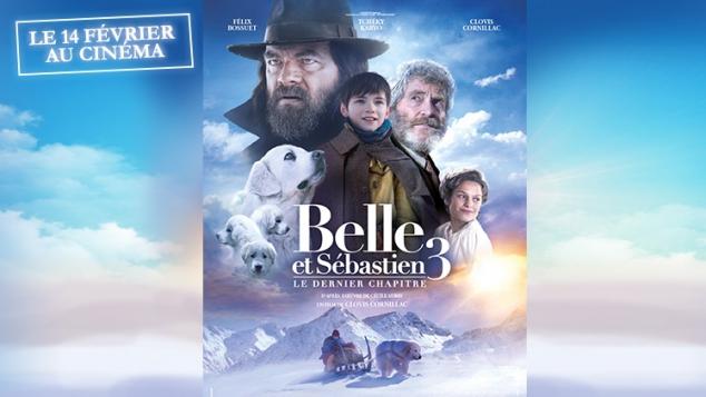 Belle et Sebastien 3 : le dernier chapitre arrive au cinéma !