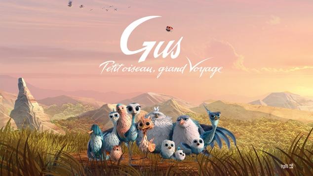 Gus- Petit oiseau, grand Voyage