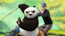 Les images du doublage de Kung Fu Panda 3