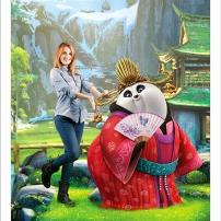 Alison Wheeler kung fu panda 3