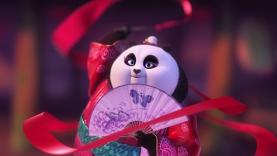 extraits de Kung fu panda 3