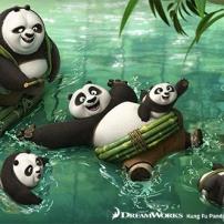 Le village des pandas