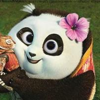 Les petits pandas kung fu panda 3