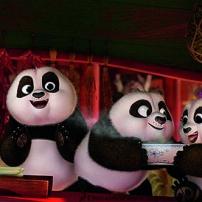 M. Ping Kung fu panda 3