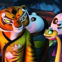 Tigresse kung fu panda 3