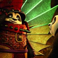 Un aimant à catastrophe kung fu panda 3