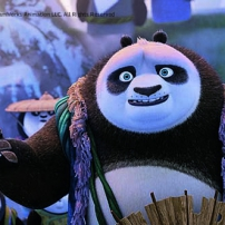 Une famille kung fu panda 3