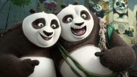 personnages de kung fu panda 3