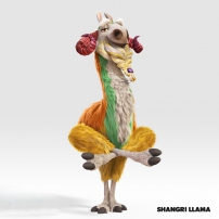 Âge de Glace 5 : les lois de l'Univers : Shangri Llama