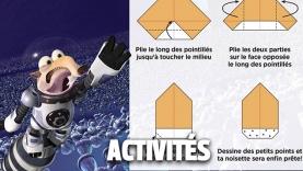 Les Activités de L'Âge de Glace : les lois de l'Univers