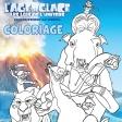 L'Âge de Glace 5 : les lois de l'Univers : coloriage