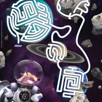 L'Âge de Glace 5 : les lois de l'Univers : labyrinthe