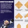 L'Âge de Glace 5 : les lois de l'Univers : origami