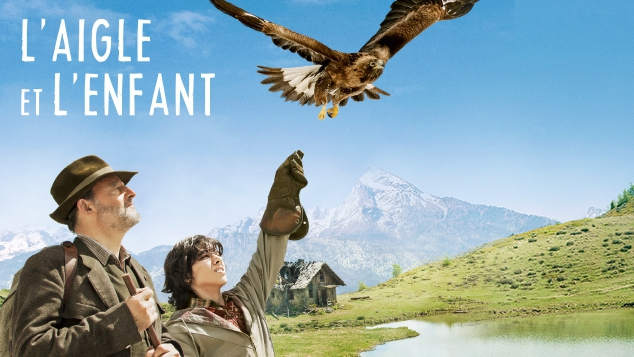 L'Aigle et l'enfant : le film