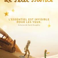 Le dos du cahier d'activités du Petit Prince