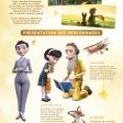 L'histoire et les personnages du Petit Prince.