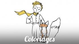 Les Coloriages du film le Petit Prince