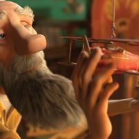 Le Petit Prince le film : l'aviateur