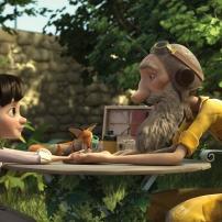 Le Petit Prince - La petite fille et l'aviateur