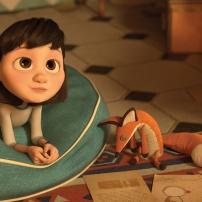 Le Petit Prince le film : le petite fille
