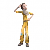 Le Petit Prince : l'aviateur