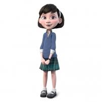 Le Petit Prince : la petite fille