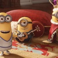 Les Minions : Bob, roi d'Angleterre !