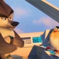 Les Pingouins de Madagascar - La guerre des Chefs