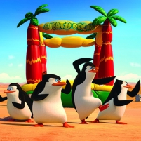 Les Pingouins de Madagascar - Une équipe de choc