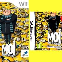 Le jeu sur Wii et DS