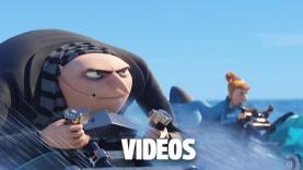 Les vidéos de Moi, Moche et Méchant 3