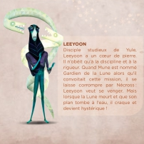 Leeyoon - Mune le gardien de la lune
