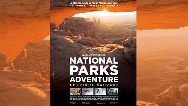 National Parks Adventure : le film