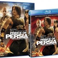 Le DVD et le Blu-Ray