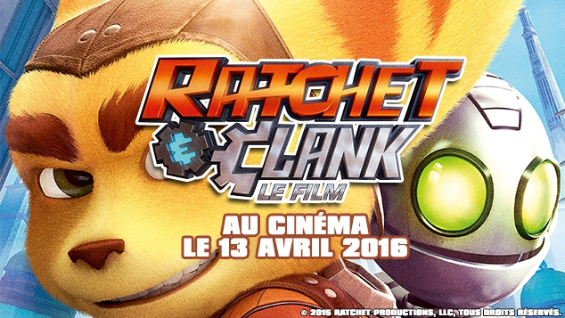 Ratchet et Clank : le film