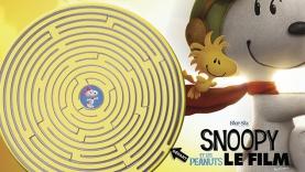 activités snoopy et les peanuts