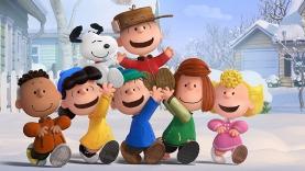 personnages snoopy et les peanuts