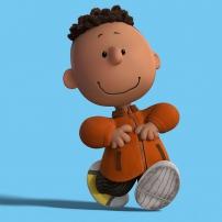 Franklin snoopy et les peanuts