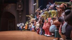 Les personnages de Tous en scène