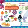 Les Trolls : activité - Kit de scrapbooking