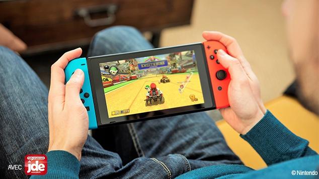 Le pari réussi de la Nintendo Switch