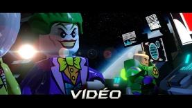 La Vidéo de LEGO® Batman™ 3: Au-delà de Gotham
