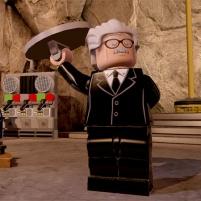 Alfred, LEGO® Batman™ 3: Au-delà de Gotham