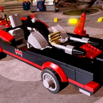 Batmobile, LEGO® Batman™ 3: Au-delà de Gotham